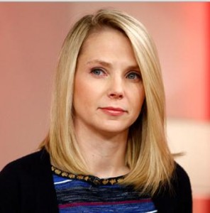 New Yahoo CEO, Marissa Mayer
