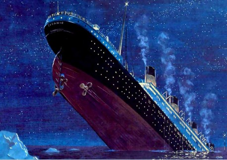 Yahoo is as big as the Titanic
