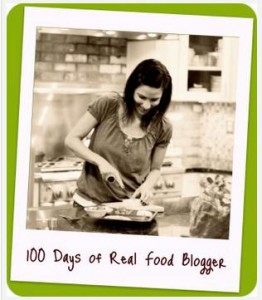 Activist and real food blogger Lisa Leake