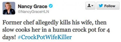 Nancy Grace tweets