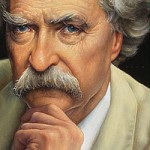Mark Twain's wit and PR wisdom
