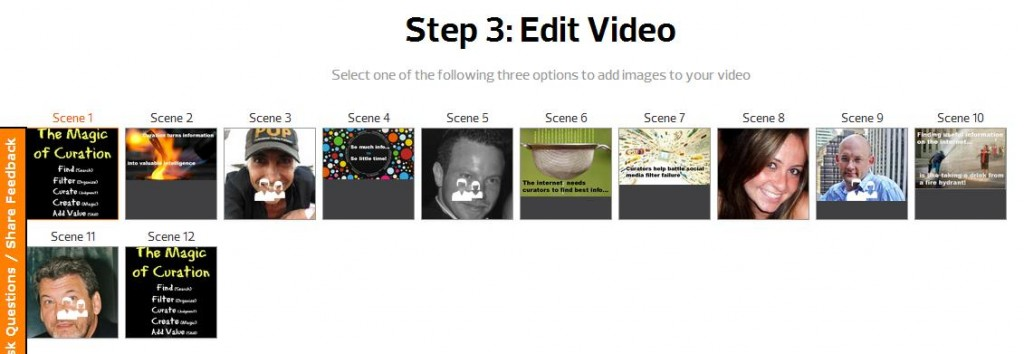 Step 3 Edit video
