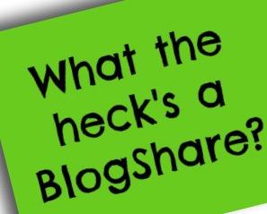 Whats a BlogShare?
