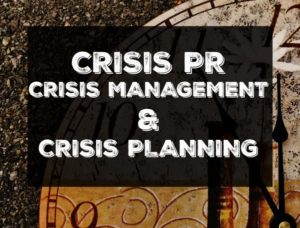 Crisis Management Tips & Resources