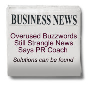 buzzwords are bad public relations