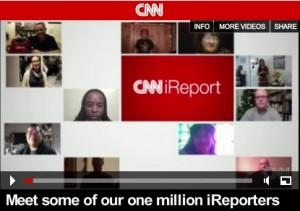 CNN and citizen journalism