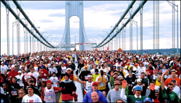 NYC Marathon post-Hurricane Sandy