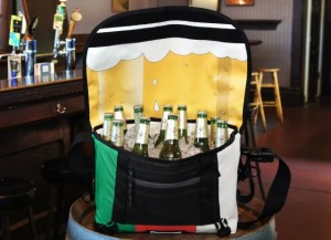 laptop beer bag - a cool summer treat