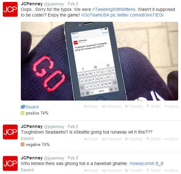 JC Penny tweets 2