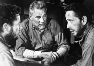 Humphrey Bogart, John Huston