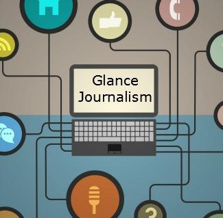 glance journalism